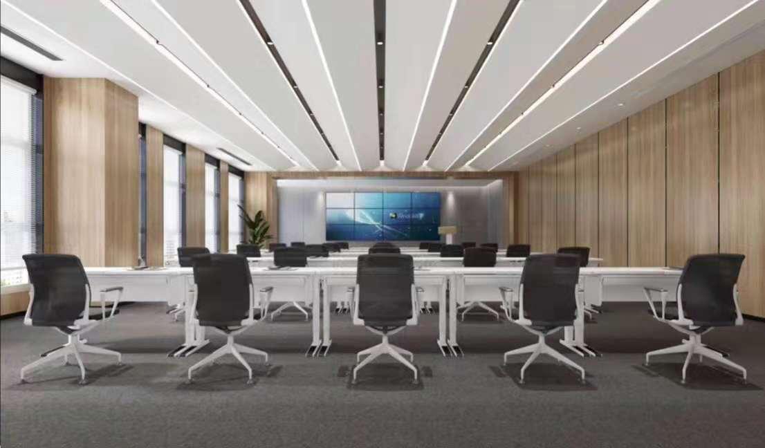 中电办公室装修工程